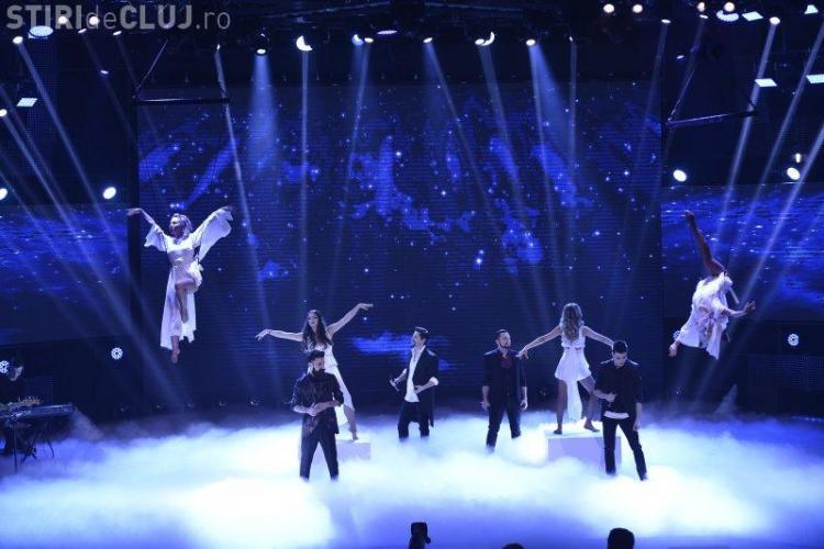 O trupă de clujeni s-a calificat în finala X Factor 2017, cu o interpretare ce a ridicat publicul în picioare VIDEO
