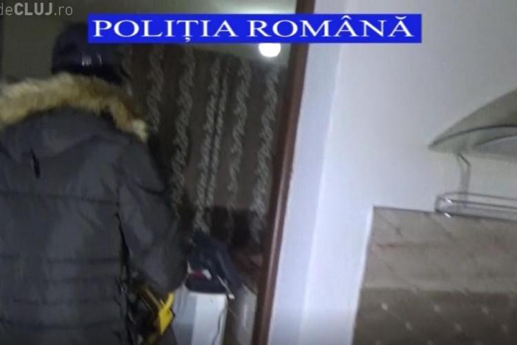 CLUJ: Pedofil francez reținut de polițiști. A făcut sex pe bani cu un minor de 13 ani în noaptea de Revelion VIDEO
