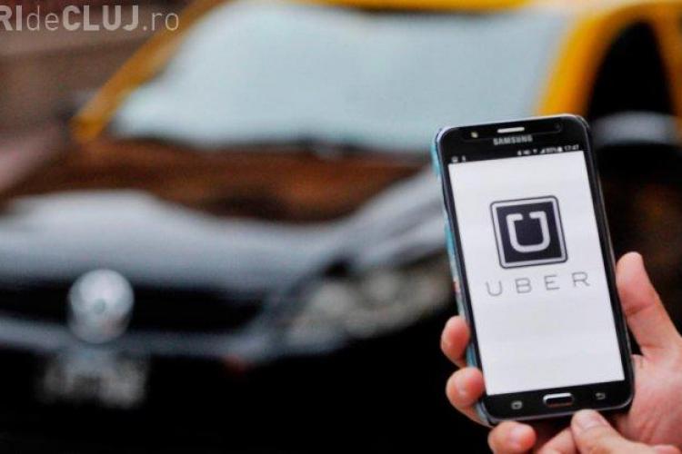 Șoferii Uber lucrează mai mult de 12 ore pe zi. O aplicație i-ar putea opri și nu prea
