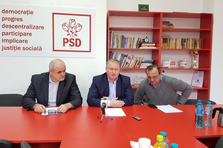 PSD Cluj nu votează bugetul județului. Remus Lăpușan: Nu s-a alocat niciun ban pentru Centenar