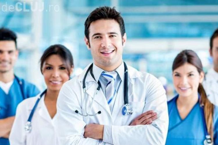Salariile medicilor cresc spectaculos. Grila de salarizare