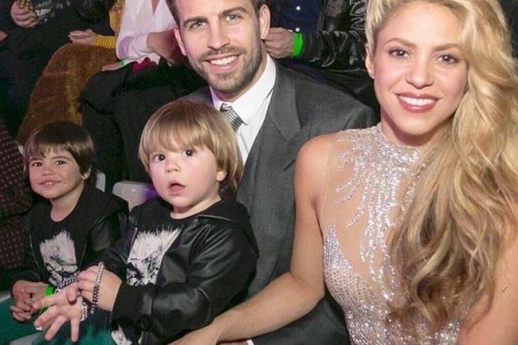 """Bacșiș URIAȘ lăsat de Shakira şi Pique: """"Distrează-te şi cumpără-ţi ceva"""""""