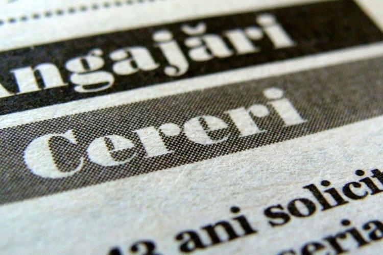 ANOFM anunță că sunt doar 500 de posturi vacante în tot Clujul