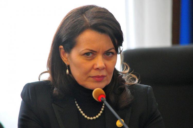 Aurelia Cristea susține că PSD -ul este condus de un dictator