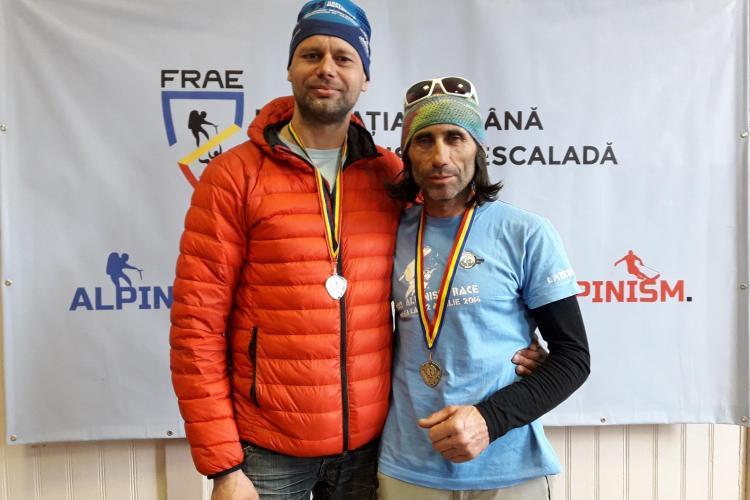 Salvamontiști clujeni, campioni naționali la schi! - FOTO