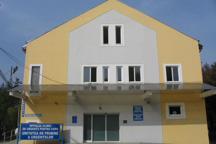 Epidemie de viroze respiratorii la Cluj! 500 de copii consultați în 2 zile la Spitalul de Copii