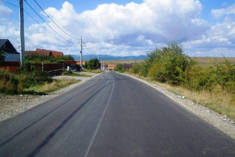 Consiliul Județean Cluj vrea să impună restricții de circulație pe două drumuri recent reabilitate