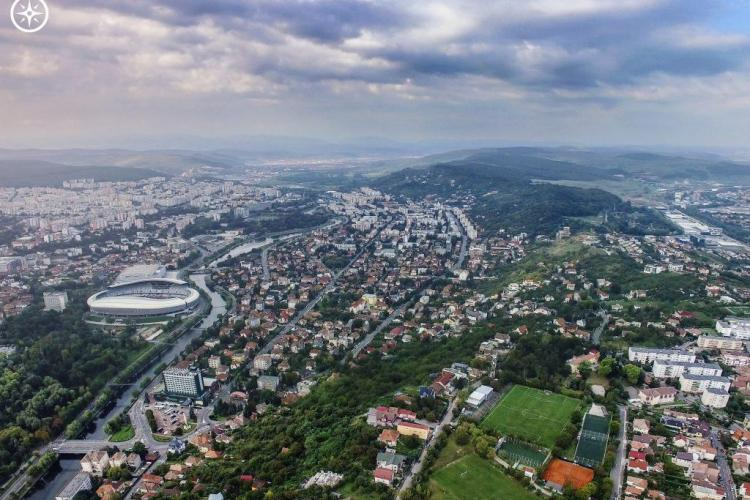 Boc se LAUDĂ degeaba. Clujul e departe de a fi cel mai eficient oraș din România