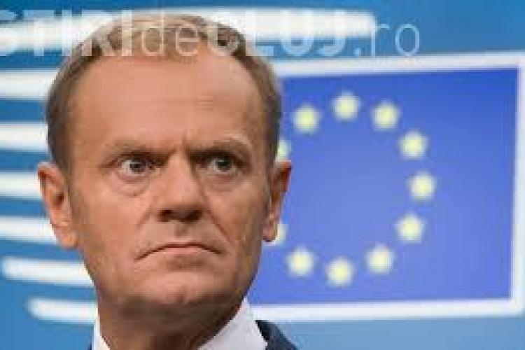 Șeful Consiliului European i-a transmis un mesaj important noului premier, Viorica Dăncilă
