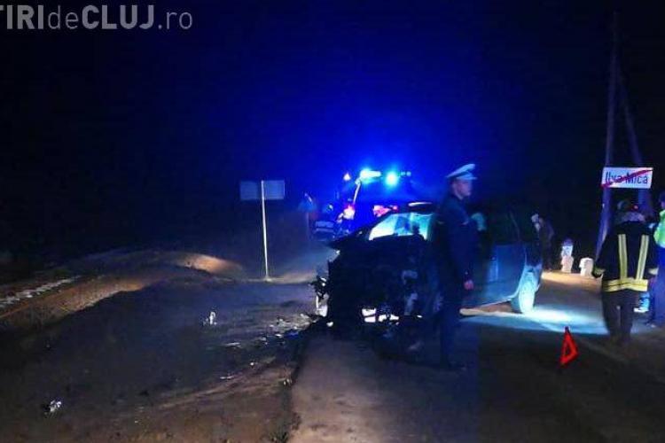 Accident cu 10 victime la ieșire din Ilva Mică. Un student de la Universitatea Tehnică a murit VIDEO