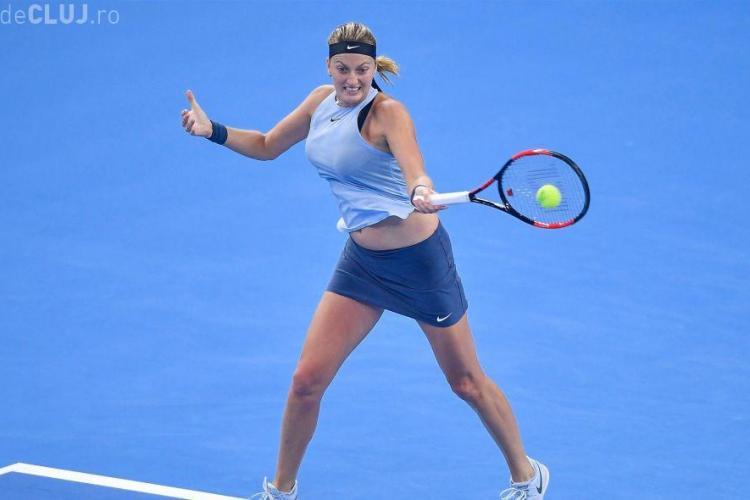 Caroline Wozniacki, asaltată de români pe internet, după ce a făcut-o pe Monica Niculescu trișoare