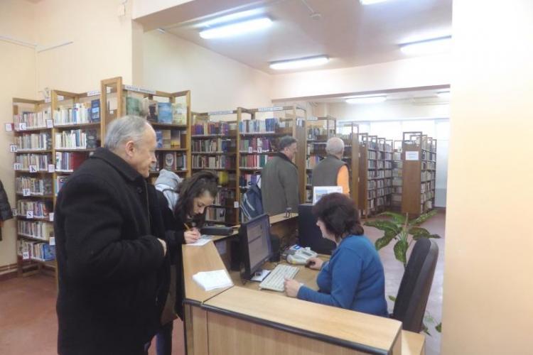 S-a redeschis filiala Bibliotecii Județene din cartierul Mănăștur