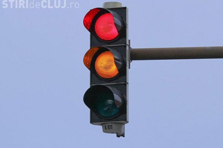 Treceri de pietoni modernizate la Cluj-Napoca. Vor fi montate semafoare moderne