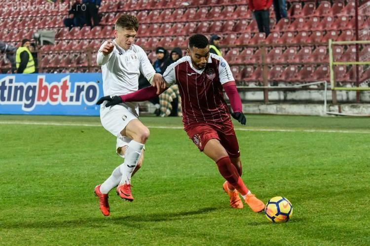 Ţintarul play-off-ului Ligii 1. CFR Cluj - FCSB se joacă în etapa a doua
