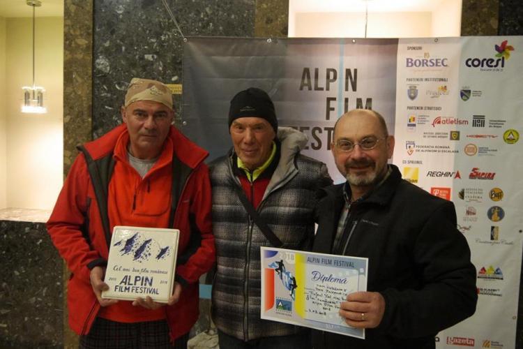 Film realizat de TVR Cluj, premiat la ALPIN FILM FESTIVAL