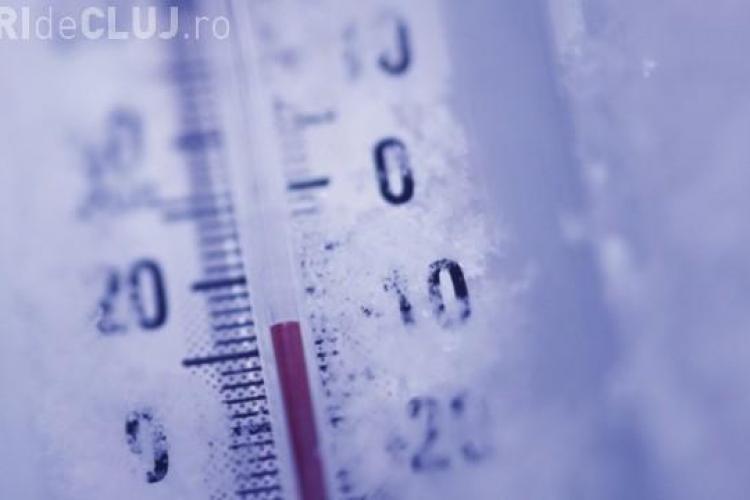 Ger la Cluj! Ce anunț fac meteorologii