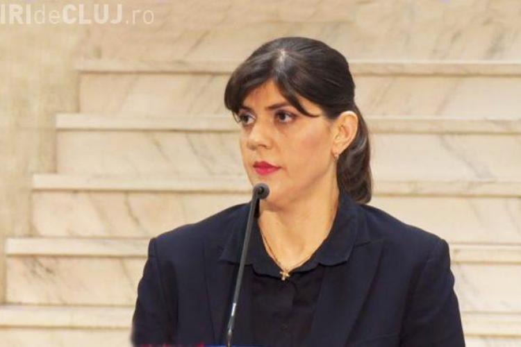 Șefa DNA, Laura Codruța Kovesi, apel DISPERAT despre inculpați: Devin specialiști în eludat legea