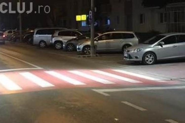 Cluj-Napoca: Lista trecerilor de pietoni propuse pentru a fi suprailuminate
