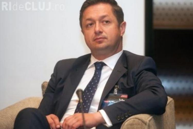 Ministrul Tineretului și Sportului își dă demisia: Vă anunţ acum, aici, că o să mă retrag