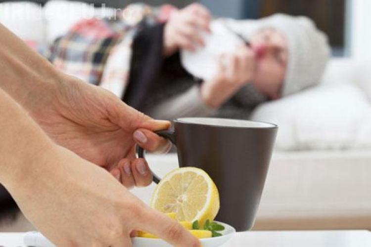 16 decese cauzate de gripă în România