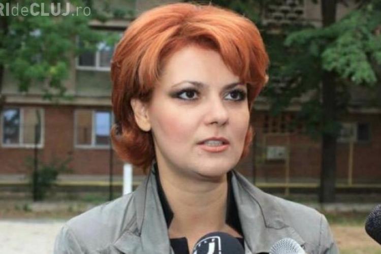 Lia Olguța Vasilescu dă vina pe firme pentru creșterea prețurilor la produse, la întâlnirea cu pensionarii