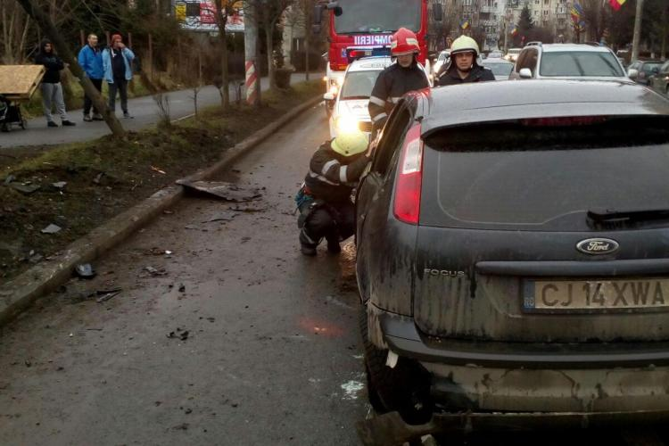 Peste 100 de intervenții ale ISU Cluj, în weekend. Pompierii au intervenit la incendii, accidente și urgențe medicale FOTO