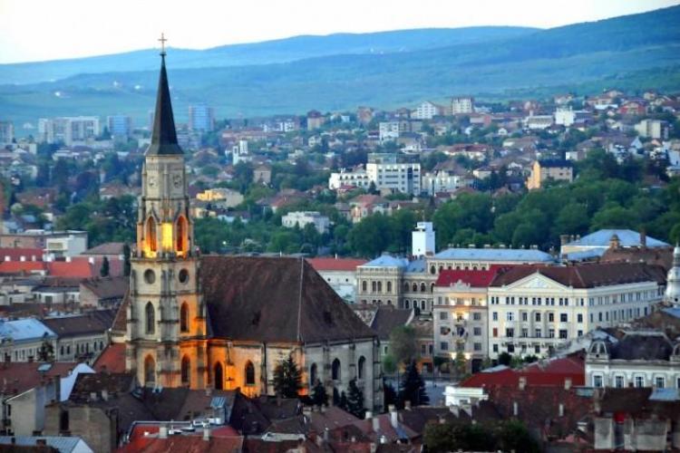 Clujul e locul doi în Europa. Se găsește foarte ușor un job