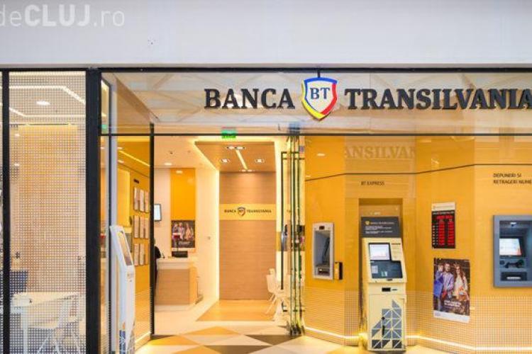 Ce rezultate a avut Banca Transilvania în 2017