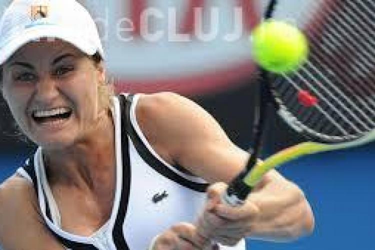 Declarațiile Monicăi Niculescu după ce a eliminat-o pe Maria Sharapova din primul tur de la Doha: Mă ataca tot timpul