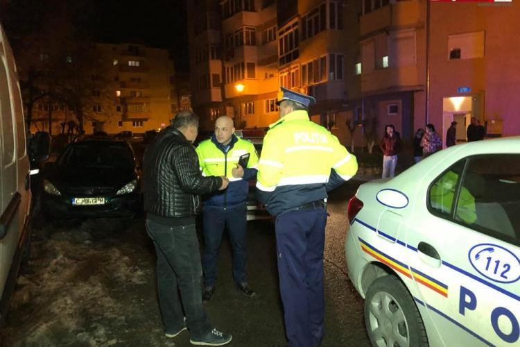 Clujean urmărit de polițiști cu SIRENELE din Beclean până în Dej: Nu am auzit sirenele – VIDEO