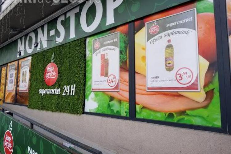 Lanțul Home Garden a deschis o nouă locație pe strada Alverna și în curând va ajunge la 5 magazine alimentare in Cluj Napoca (P)