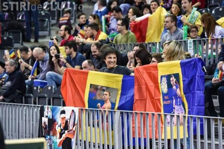 E OFICIAL! Simona Halep va veni la Cluj, pentru meciul din Fed Cup