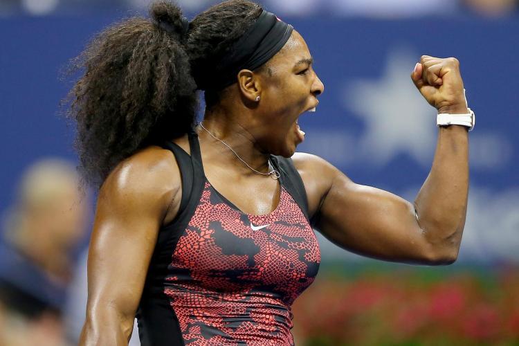 Serena Williams e mândră de Wozniacki, după ce a învins-o pe Halep