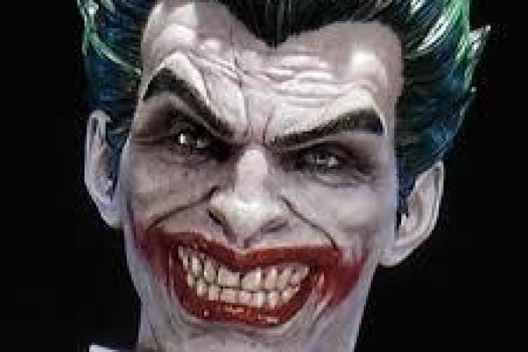 Un actor celebru va juca rolul lui Joker, într-un film dedicat personajului