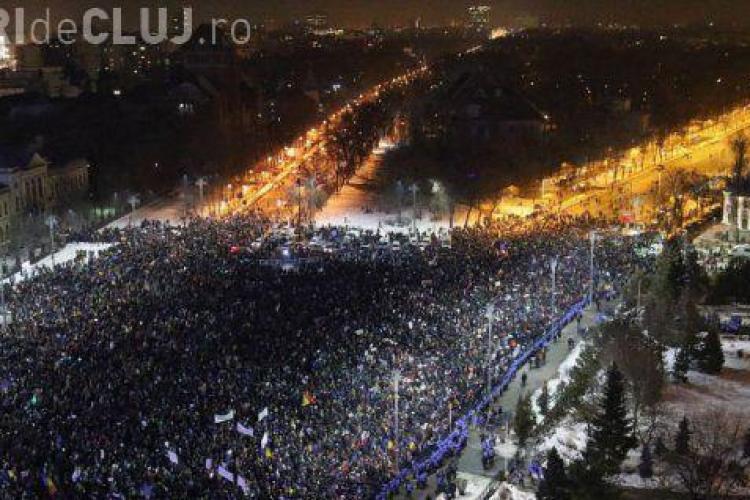 """Se anunță un nou protest împotriva Guvernului: """"Jos Guvernul Slugă 3.0 lui Dragnea!"""""""