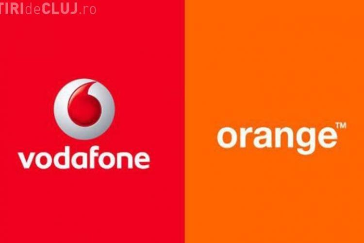 Vodafone și Orange, amenzi MARI pentru nerespectarea regulamentului european Roam like at home