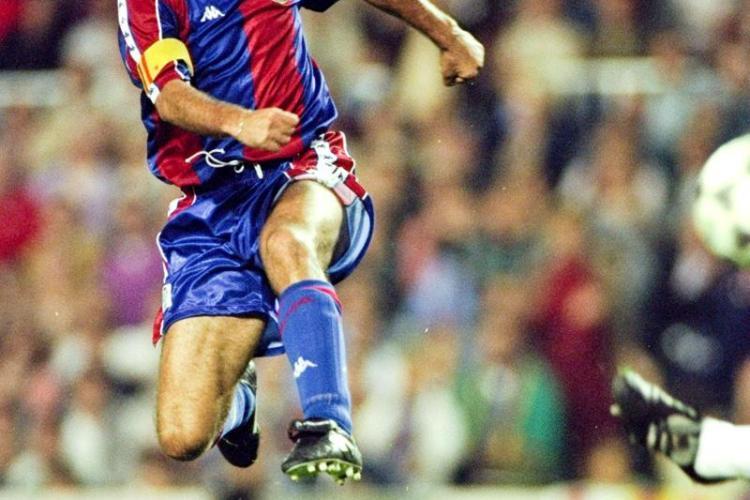Cluj: Meci între Legendele Barcelonei și Generația de Aur