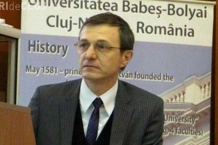 "Ioan-Aurel Pop. ales preşedinte al Academiei Române. Rectorul UBB Cluj renunță la ""tron"""
