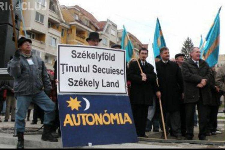 UDMR cere iarăși Autonomia Ţinutului Secuiesc