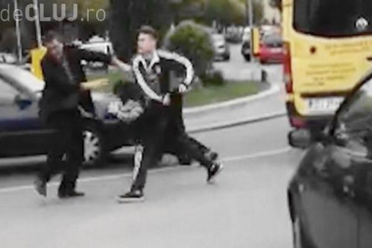 Șicanarea în trafic din Piața Cipariu s-a soldat cu decesul unui șofer. Agresorul a fost condamnat cu suspendare