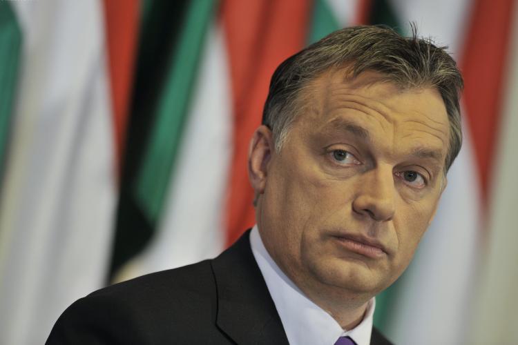 Viktor Orban, victorie categorică la parlamentarele din Ungaria