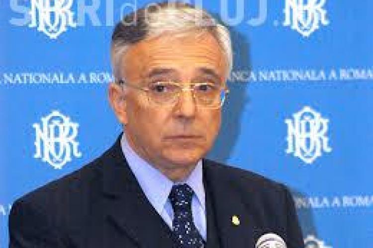 Mugur Isărescu explică în fața Parlamentului motivele creșterii prețurilor din România