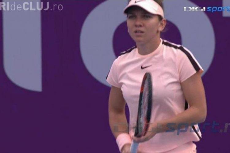Halep și-a aflat prima adversară de la turneul din Miami. Serena Williams a fost eliminată deja