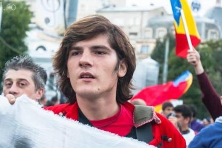 """Fondatorul grupului Corupţia ucide, Florin Bădiţă, nominalizat la titlul de """"Personalitatea europeană a anului"""""""