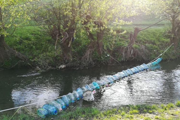 Peste 50 de saci cu deșeuri colectați în doar câteva ore în Rezervația Naturală Cheile Turzii - FOTO