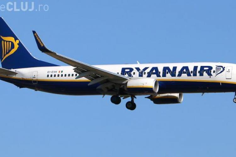 Ryanair închide zborurile de la Oradea