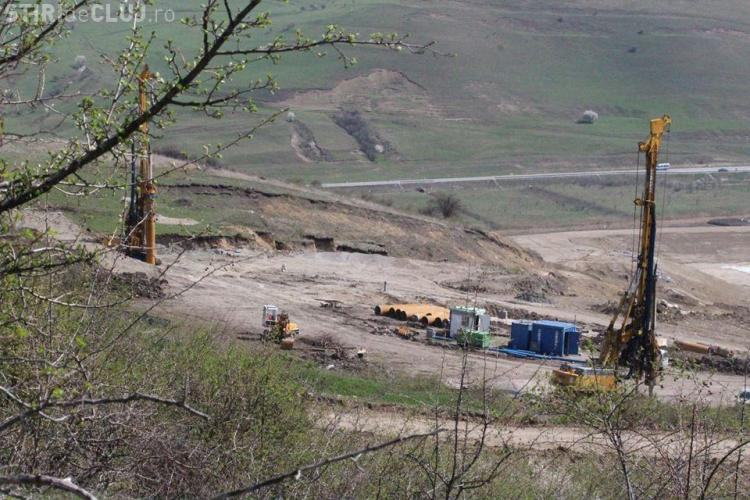 Ecologișii au intrat pe furiș pe șantierul Centrului de Management al Deșeurilor. E JALE - FOTO