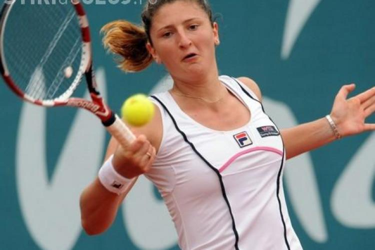 Irina Begu a obținut a doua victorie pentru România, la Cluj! Atmosfera a emoționat-o pe sportivă