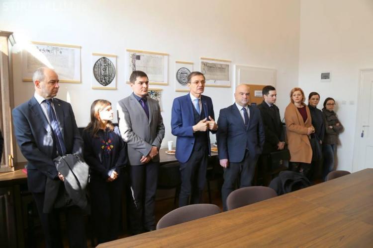 Ioan Aurel Pop rămâne și rector al UBB Cluj și președinte al Academiei