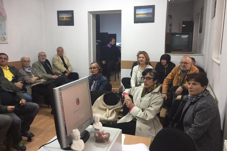S-a ales noua conducere a Filialei Cluj- 1991 a Uniunii Ziariştilor Profesionişti din România